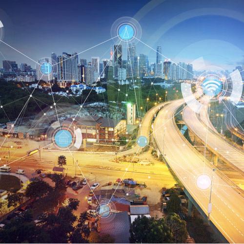 Xu hướng iot và thành phố thông minh năm 2020
