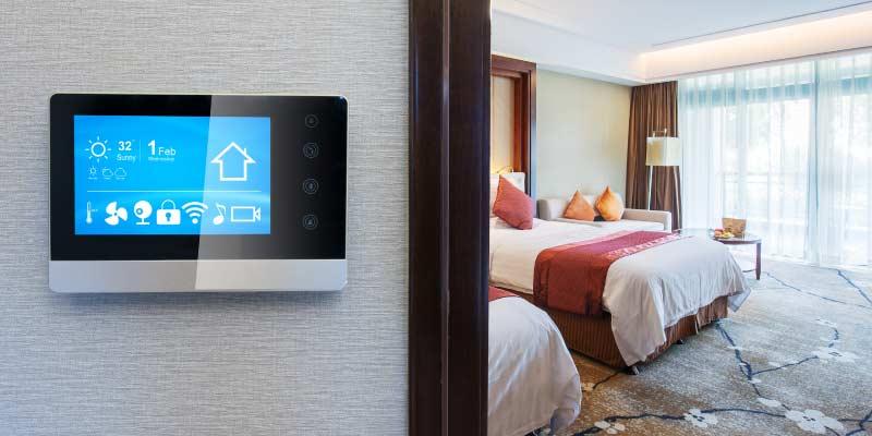 Giải pháp khách sạn thông minh