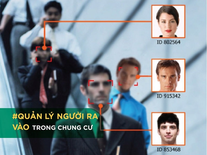 Việc kiểm tra hệ thống an ninh được đảm bảo hơn nhờ hệ thống nhận diện khuôn mặt bằng công nghệ AI