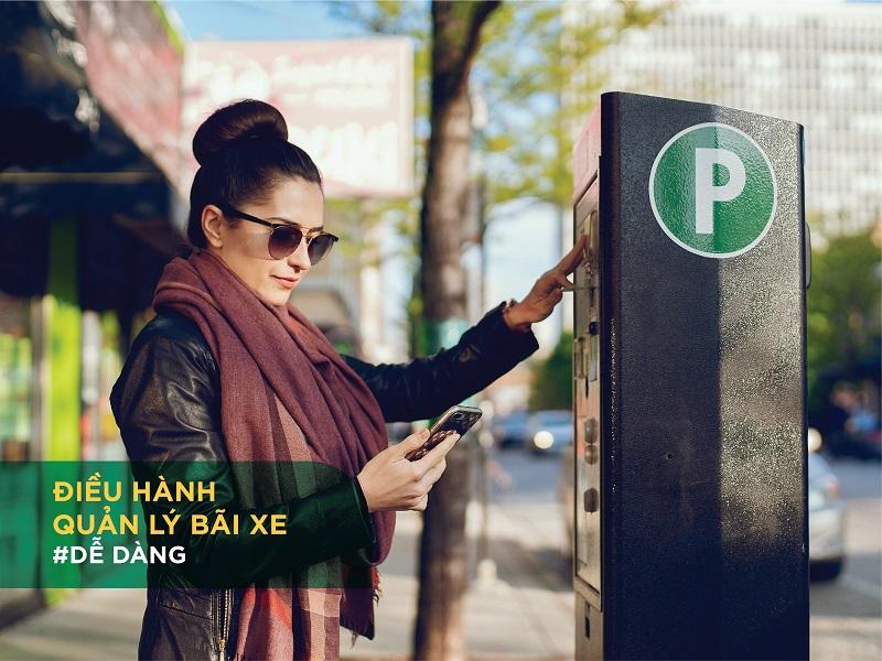 Hệ thống quản lý bãi xe thông minh Luci iParking giúp điều hành phương tiện dễ dàng
