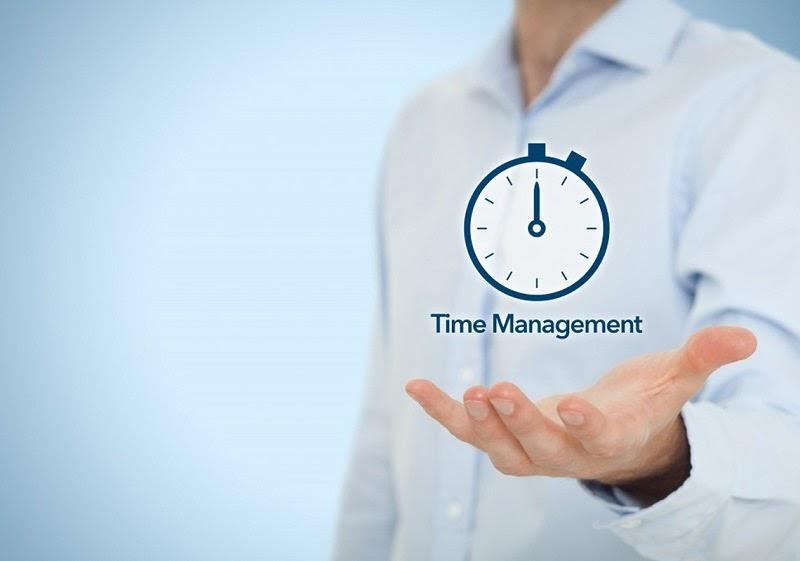 Sử dụng phần mềm quản lý sẽ tiết kiệm thời gian hơn