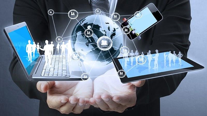Phần mềm quản lý sử dụng được trên nhiều thiết bị