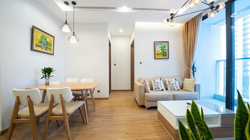 Chủ căn hộ dịch vụ không phải trực tiếp quản lý khi thuê đơn vị trung gian
