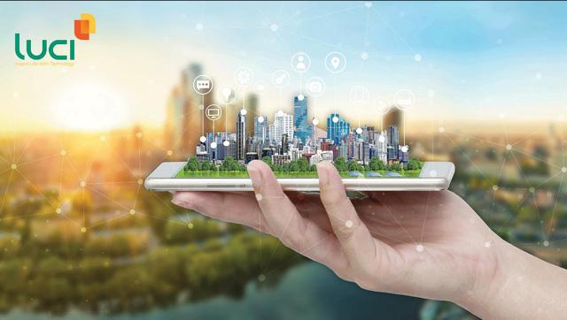 giải pháp đô thị thông minh luci