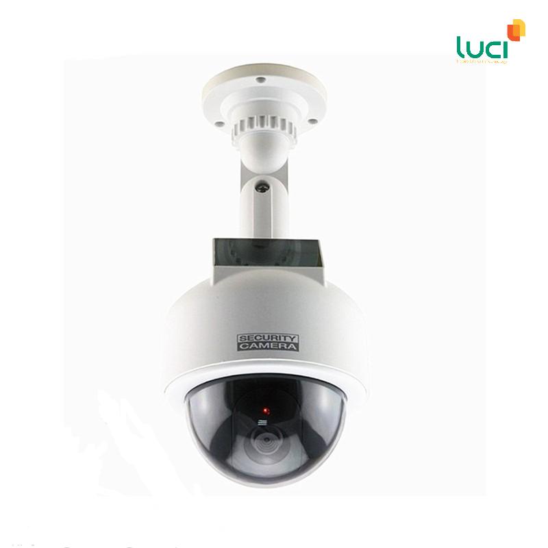 Camera mô hình chống trộm hỗ trợ pin năng lượng mặt trời CAFV41