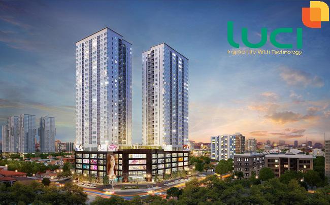 Dự án chung cư được chủ đầu tư uy tín xây dựng