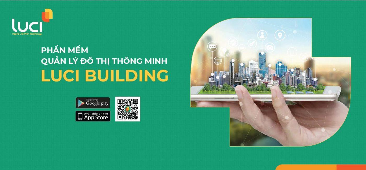 Giải pháp đô thị thông minh Luci Building