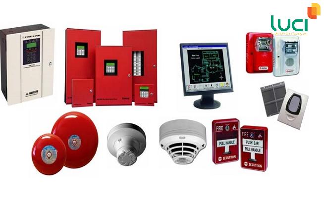 Hệ thống báo cháy Smoke Alarm GB2688