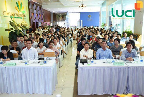 Hội nghị tòa nhà chung cư