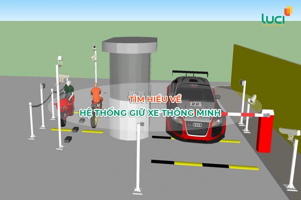 Tìm hiểu về hệ thống giữ xe thông minh