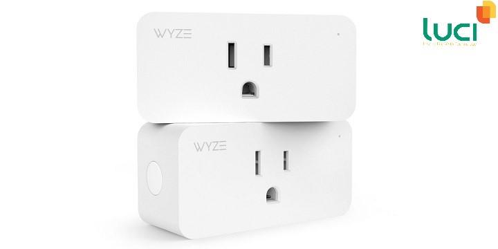 Ổ cắm thông minh Wyze Plug