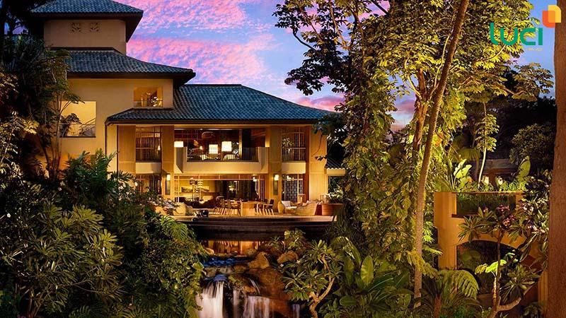 Ellison Estate, California