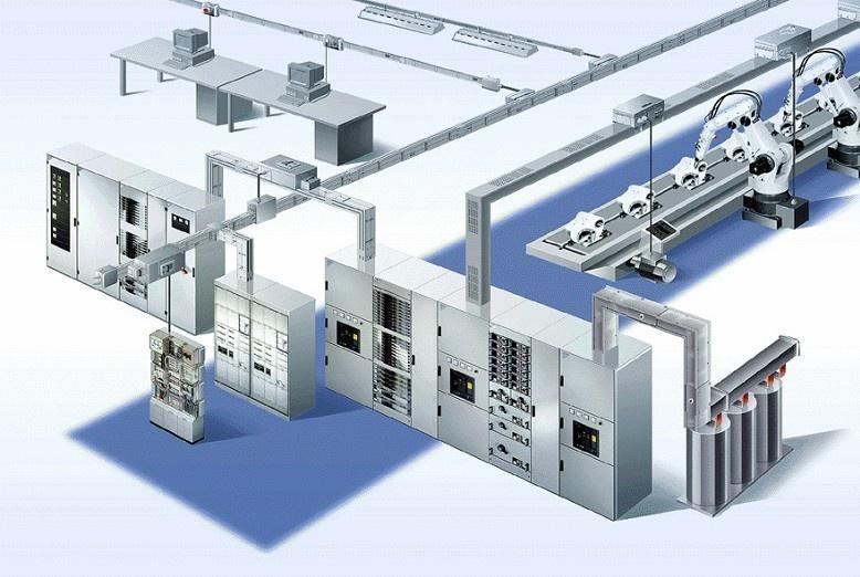 Hệ thống điện trong công trình
