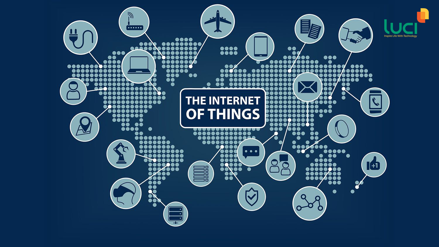 Ứng dụng IoT - Internet of things