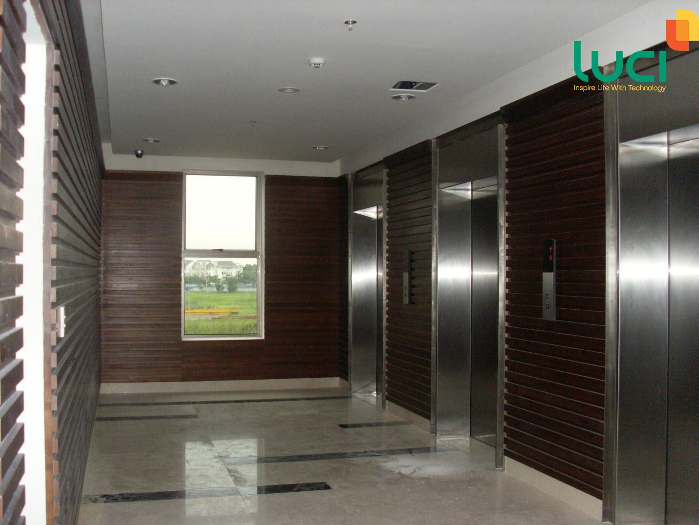 tiêu chuẩn thang máy trong chung cư