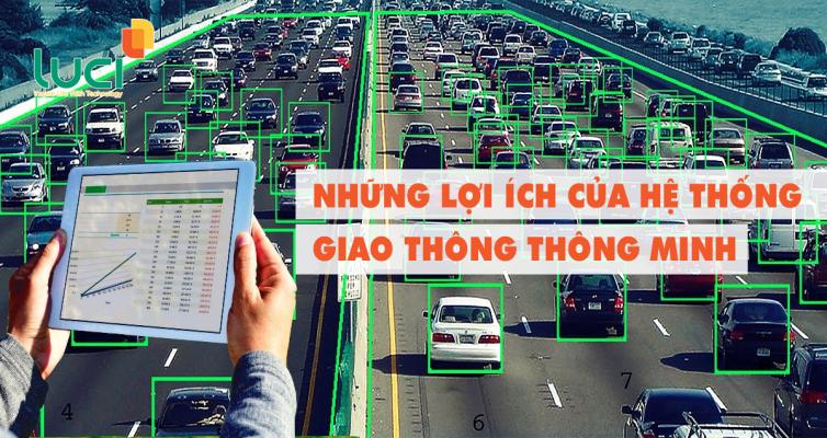 Những lợi ích của hệ thống giao thông thông minh
