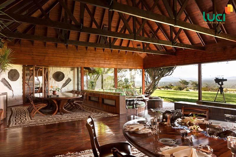 Ol Jogi Villas, Kenya