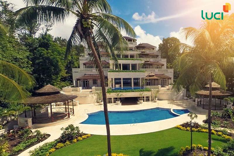 Palazzate, Barbados