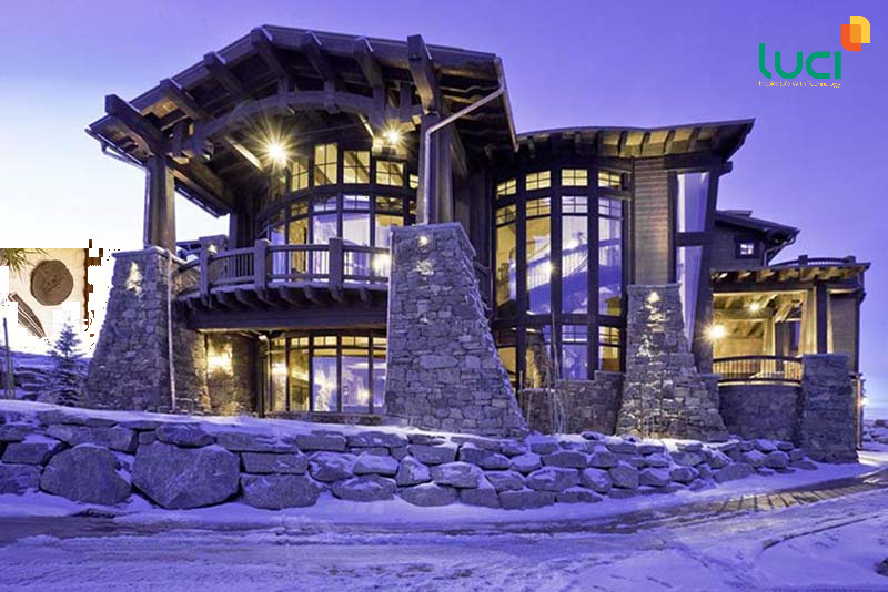 Ski Dream Home, Utah