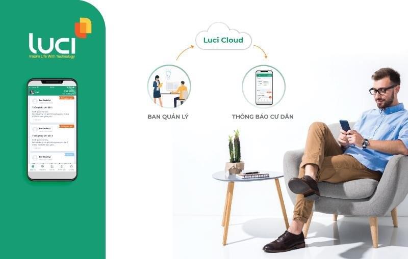 Luci Building - phần mềm quản lý chung cư thông minh