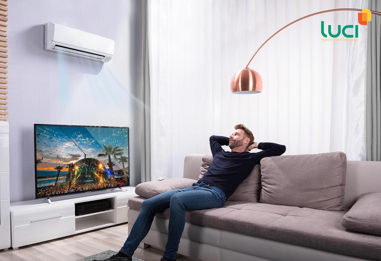 Hệ thống điều hòa thông minh giúp tiết kiệm năng lượng