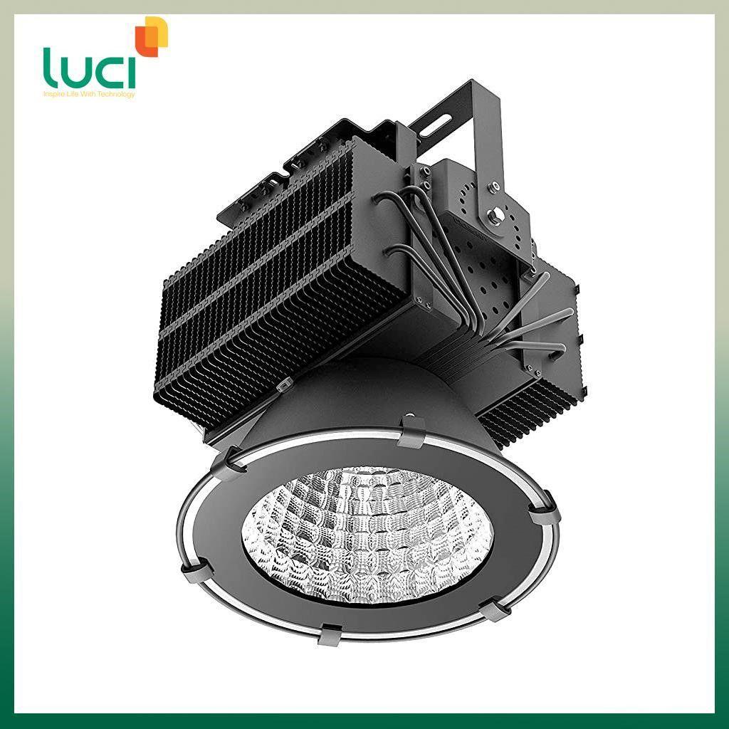 Đèn LED chiếu sáng đường phố có thiết kế đơn giản và nhỏ gọn