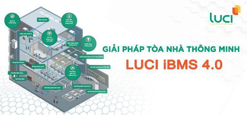Phần mềm quản lý tòa nhà thông minh Luci iBMS 4.0