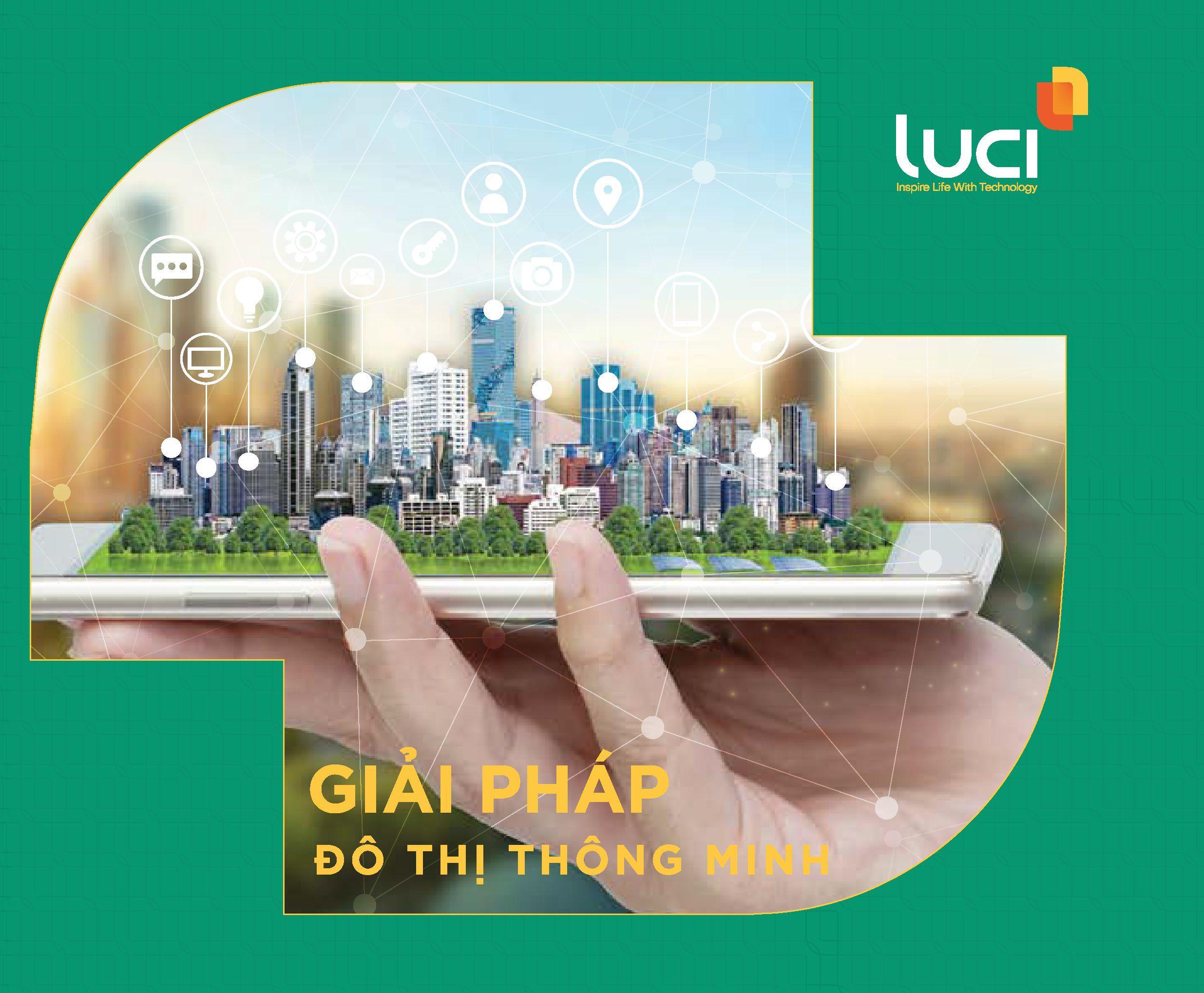 Luci mang tới giải pháp quản lý đô thị toàn diện và tối ưu