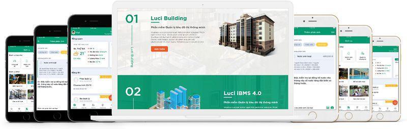 Phần mềm Luci có thể sử dụng dễ dàng trên nhiều thiết bị điện tử