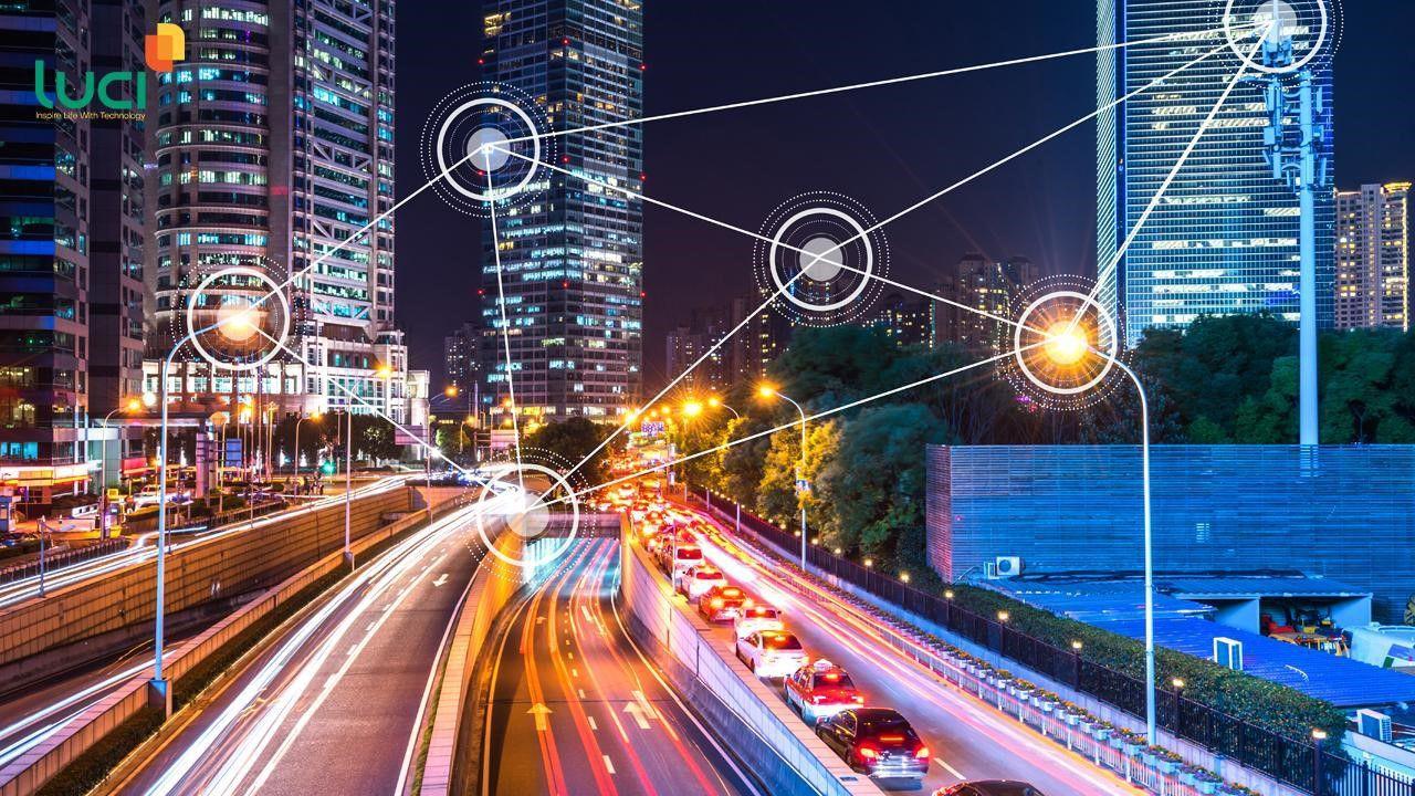 Chiếu sáng thông minh tại các đô thị