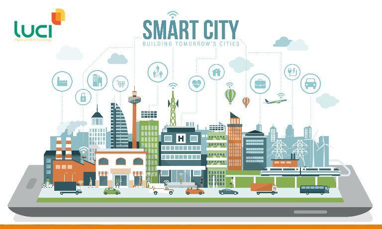 Mô hình đô thị thông minh