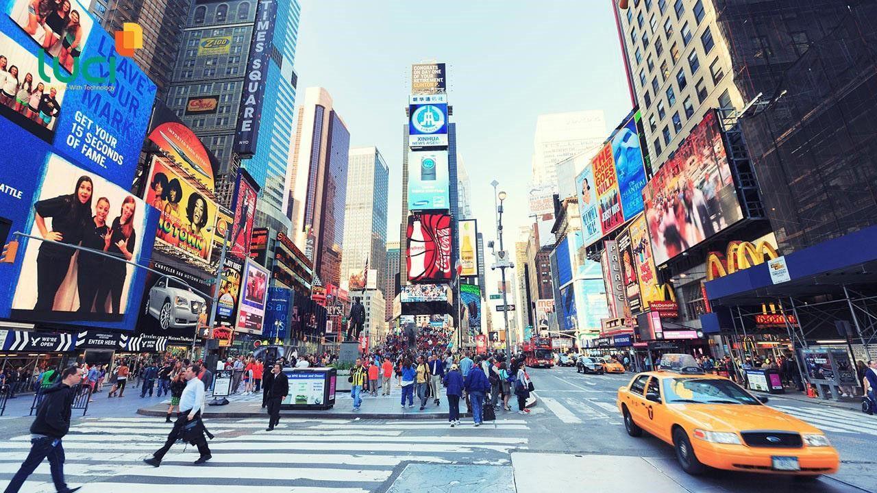 New York luôn đứng đầu bảng xếp hạng thành phố thông minh