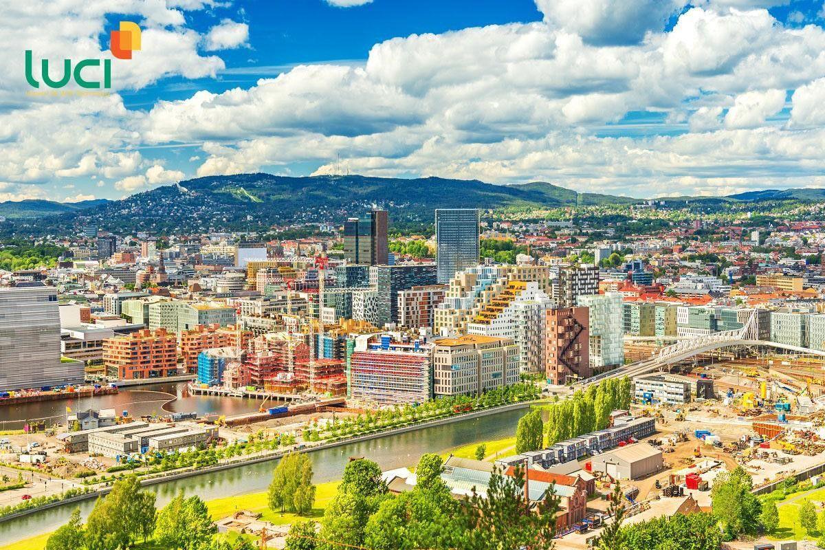 Oslo đi đầu trong xử lý năng lượng và rác thải