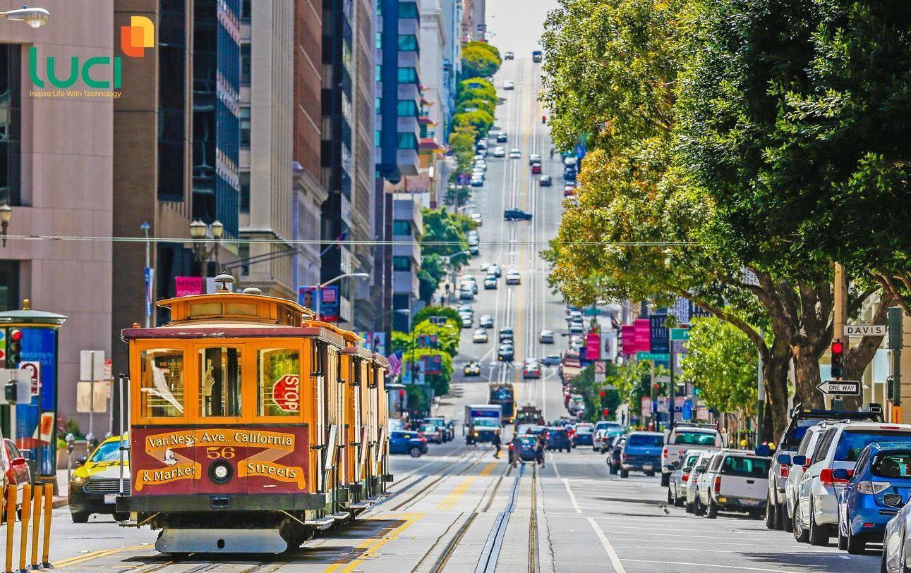 San Francsco là thành phố thông minh vì môi trường