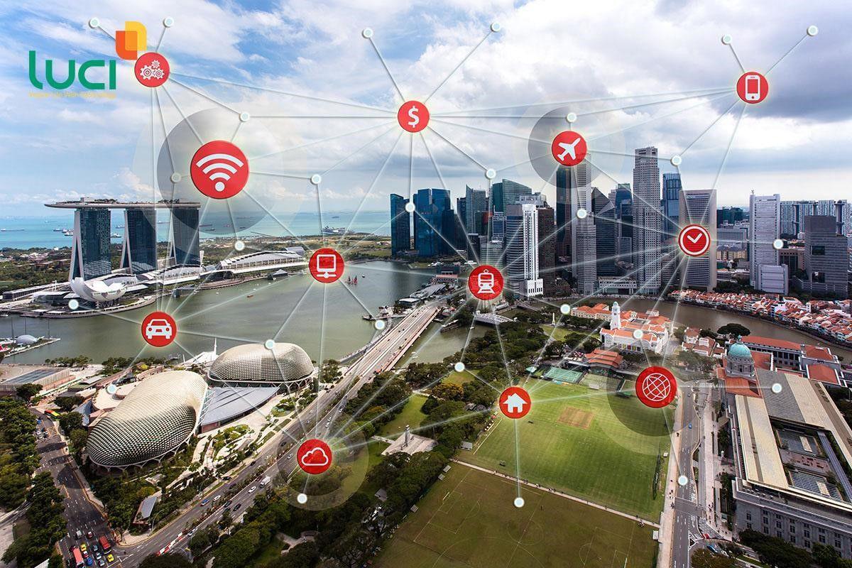 Singapore là thành phố thông minh hàng đầu thế giới