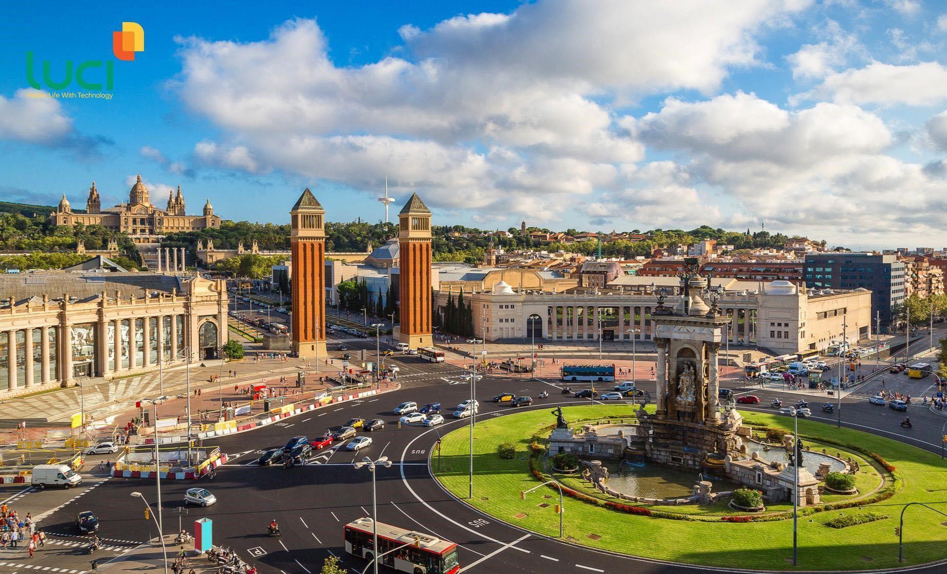 Thành phố Barcelona tiên phong trong phát triển cảm biến thông minh